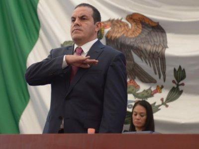 """<a href=""""/noticias/cuauhtemoc-blanco-nuevo-gobernador-de-morelos"""">Cuauhtémoc Blanco nuevo gobernador de Morelos</a>"""