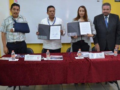 """<a href=""""/noticias/firman-cespa-y-cecati-numero-100-acuerdo-de-colaboracion"""">Firman CESPA y CECATI número 100 acuerdo de colaboración</a>"""